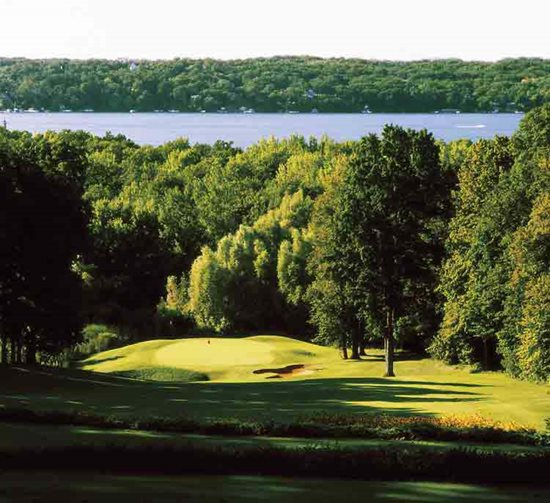 Abbey Springs Clubhouse, Lake Geneva, Wisconsin
