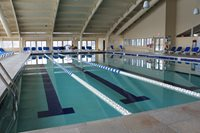 Indoor Swimming Pool At Abbey Springs