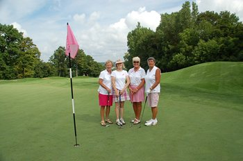 Ladies League Golf in Lake Geneva, Wisconsin