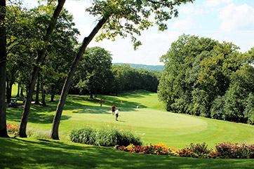 Golf Course Lake Geneva, WI